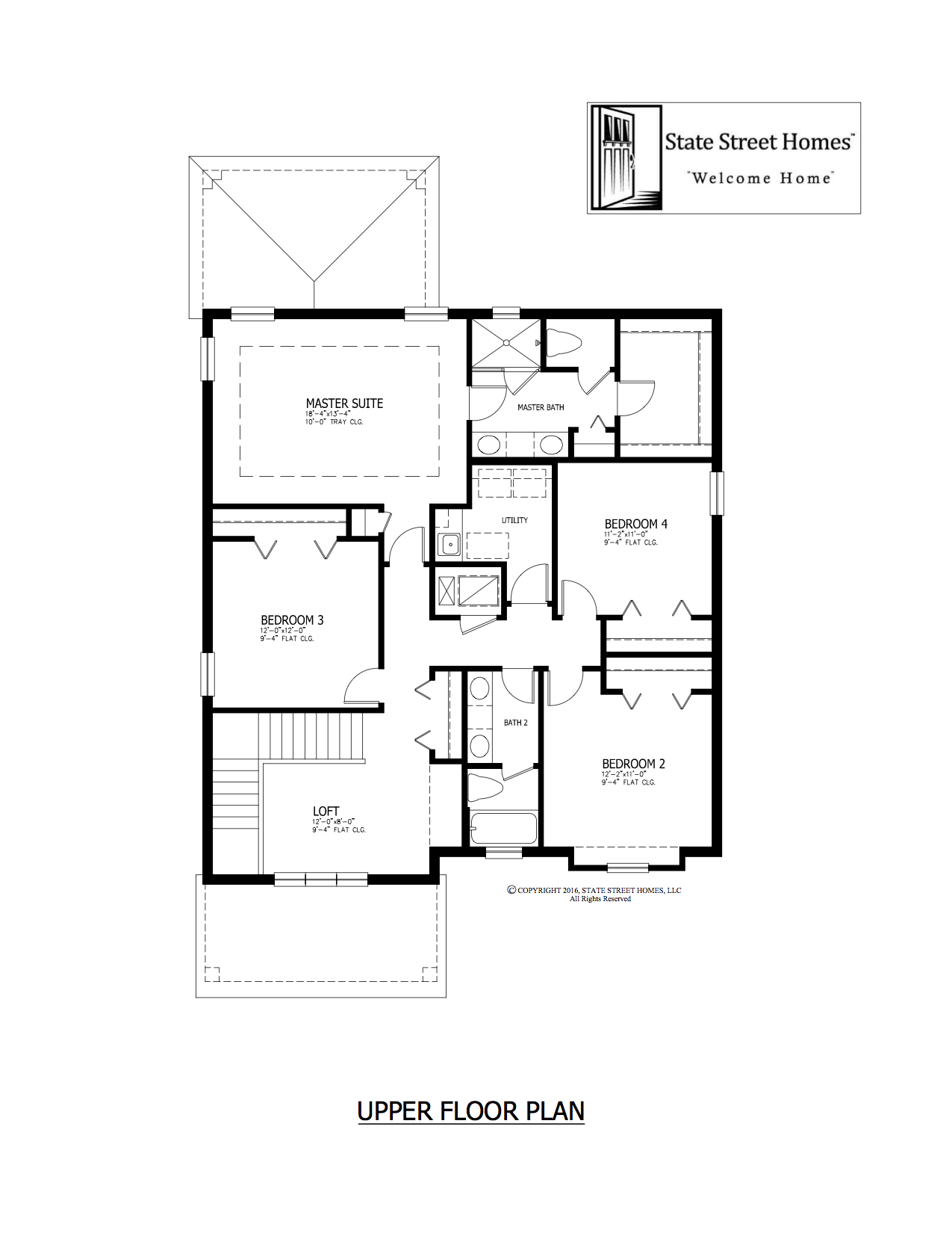 610 clarendon street oldsmar state street homes for Madison home builders house plans