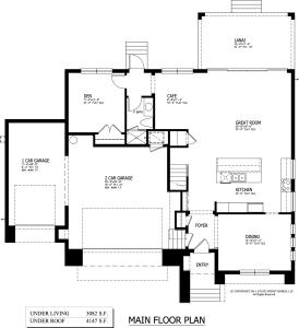 3604 Omar Main Floor